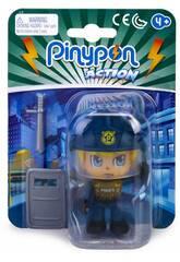 Pinypon Action Police Figurine Squad Swat Famosa 700015589