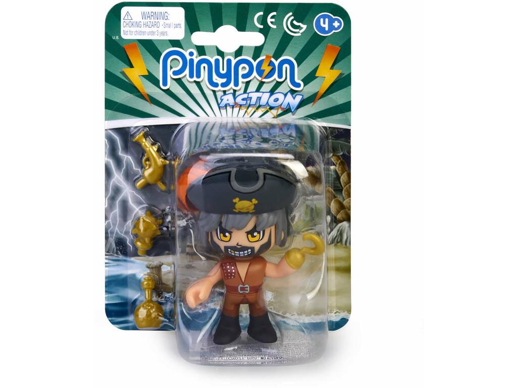 Pinypon Action Pirate Chapeau Noir Famosa 700015581