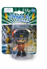 Pinypon Action Pirata Sombrero Negro Famosa 700015581