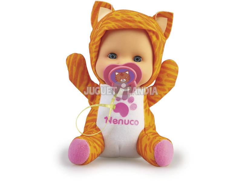 Nenuco Disfraz Animalito Mini Tigre Famosa 700015590