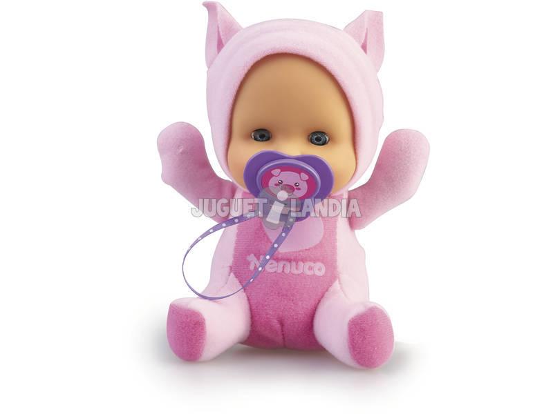 Nenuco Déguisement Petit Animal Mini Cochonnet Famosa 700015590