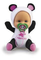 Nenuco Disfraz Animalito Mini Panda Famosa 700015590