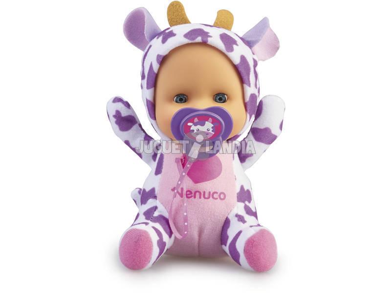 Nenuco Déguisement Petit Animal Mini Petite Vache Famosa 700015590