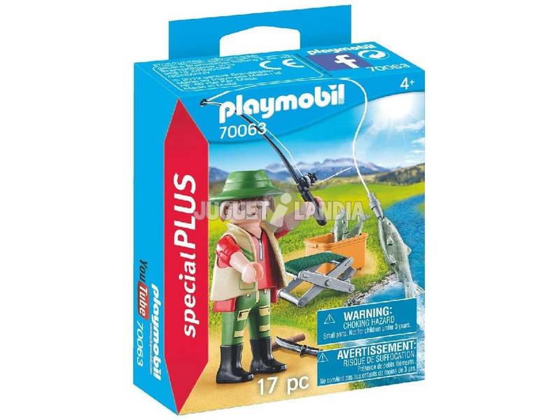 Playmobil Pêcheur 70063
