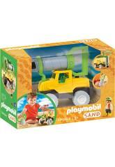 Playmobil Sand Perforatrice 70064