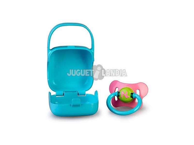 Nenuco Accesorio Básico Chupete Rosa Caja Azul Famosa 700015619