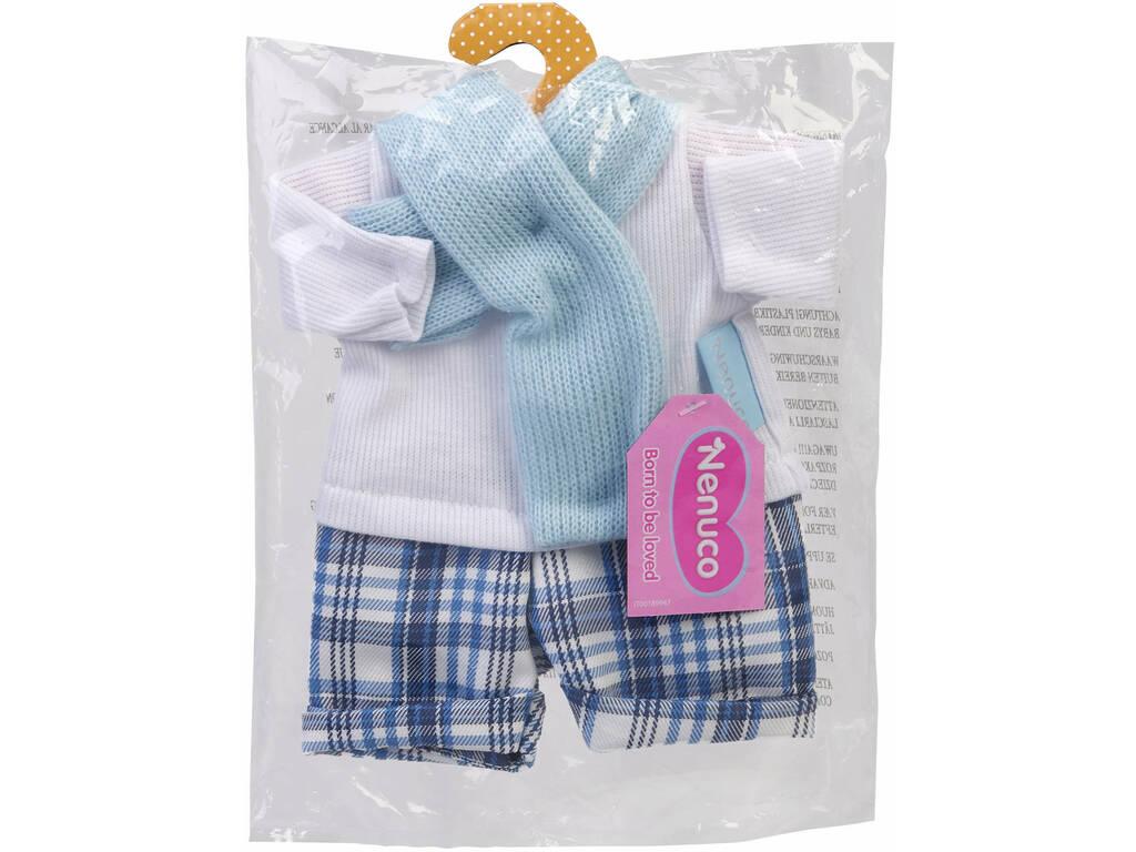 Nenuco Vêtements Dans un Cintre 35 cm. Tenue de Printemps avec Écharpe Famosa 700015615