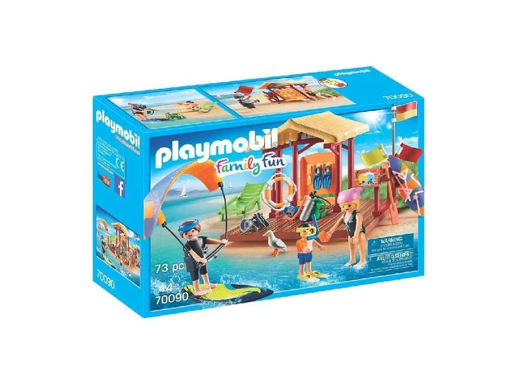 Playmobil Classe Sports Nautiques 70090