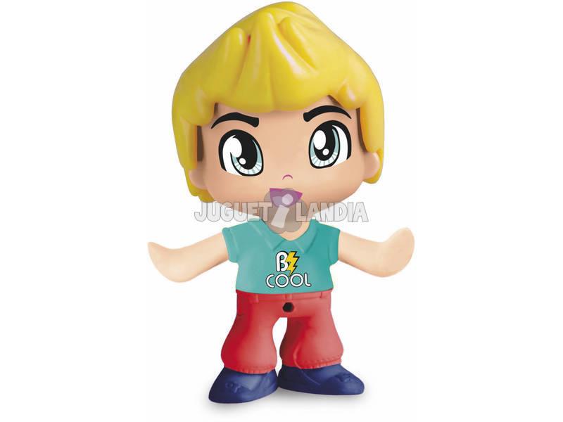 Pin y Pon Serie 10 Niño Pelo Rubio Famosa 700015575