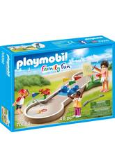 Playmobil Mini Golf 70092