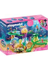 Playmobil Baia delle Sirene con Cupola Illuminata Playmobil 70094