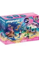 Playmobil Conchiglia con Luce 70095