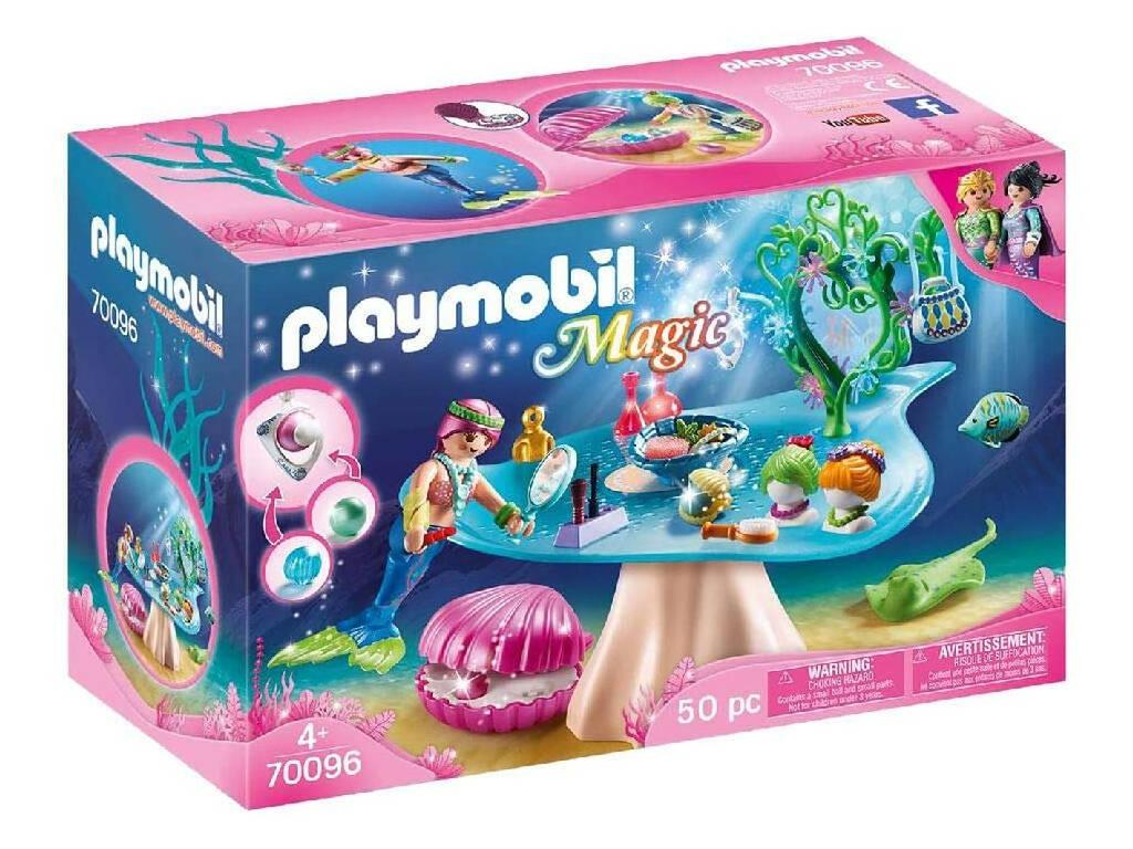 Playmobil Salon de Beauté à Bijou Playmobil 70096