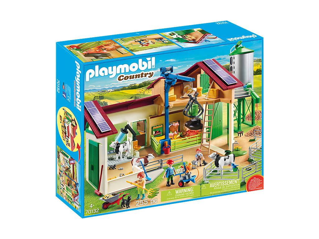 Playmobil Ferme avec Silo Playmobil 70132
