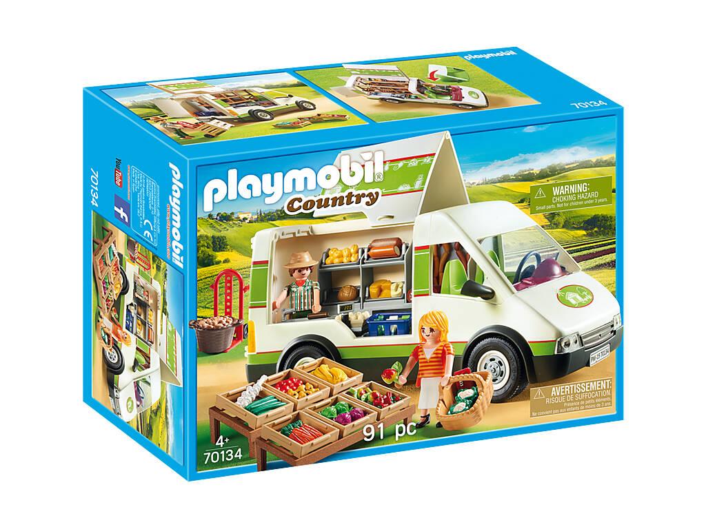 Playmobil Marché Mobile Playmobil 70134