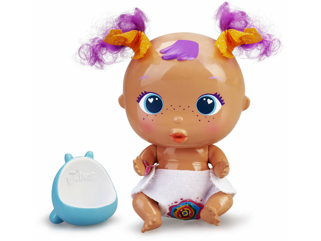 The Mini Bellies Color Pee Surprise Muak Muak Famosa 700015539