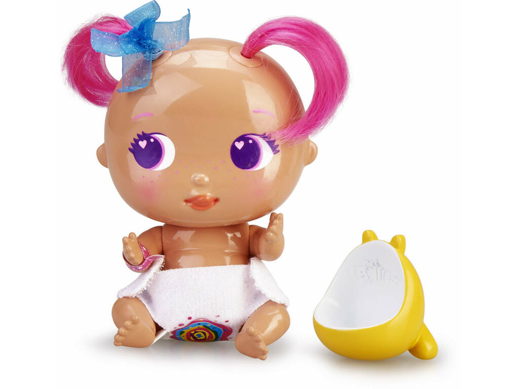 The Mini Bellies Color Pee Surprise Yumi Yummy Famosa 700015539