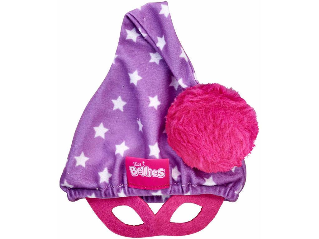 The Bellies: Sneaky Hat Bonnet avec des des Lumières Famosa 700015532