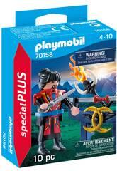 Playmobil Guerrier 70158