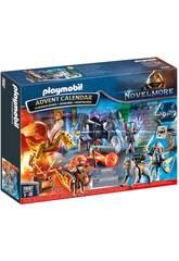 Playmobil Calendário de Advento Batalha pela Pedra Mágica 70187