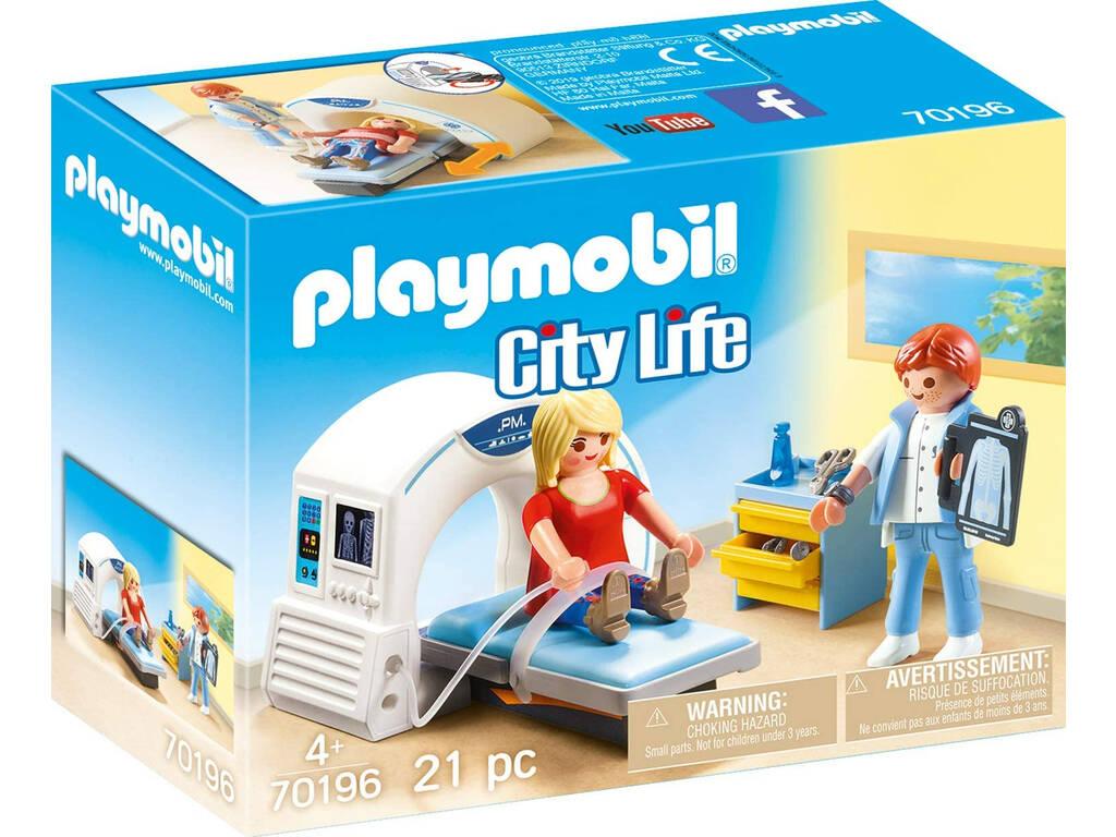 Playmobil Radiólogo 70196