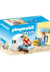 Playmobil Radiologista 70196