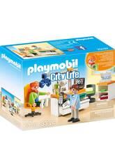 Playmobil Oftalmólogo 70197