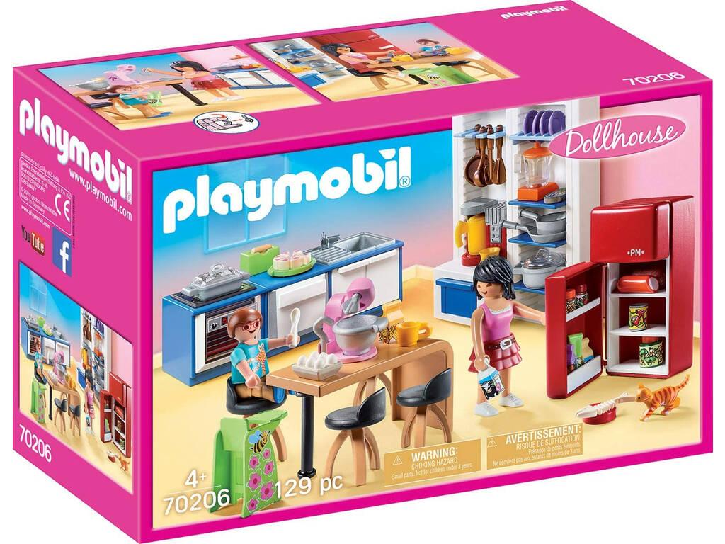 Playmobil Cocina 70206