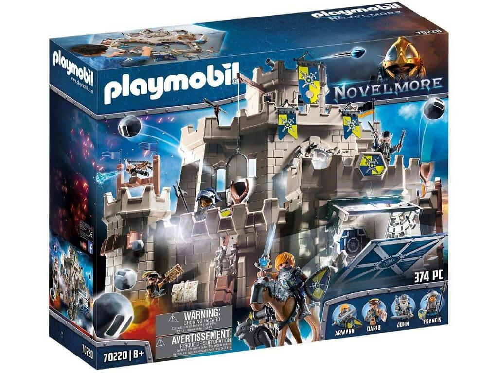 Playmobil Grand Château de Novelmore Playmobil 70220