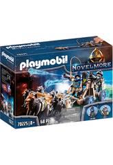Playmobil Novelmore Equipo Lobo Playmobil 70225