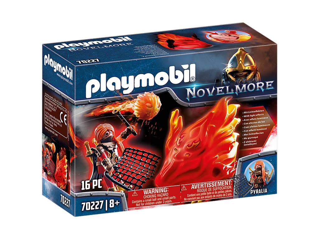 Playmobil Novelmore Esprit du Feu Bandits Burnham Playmobil 70227