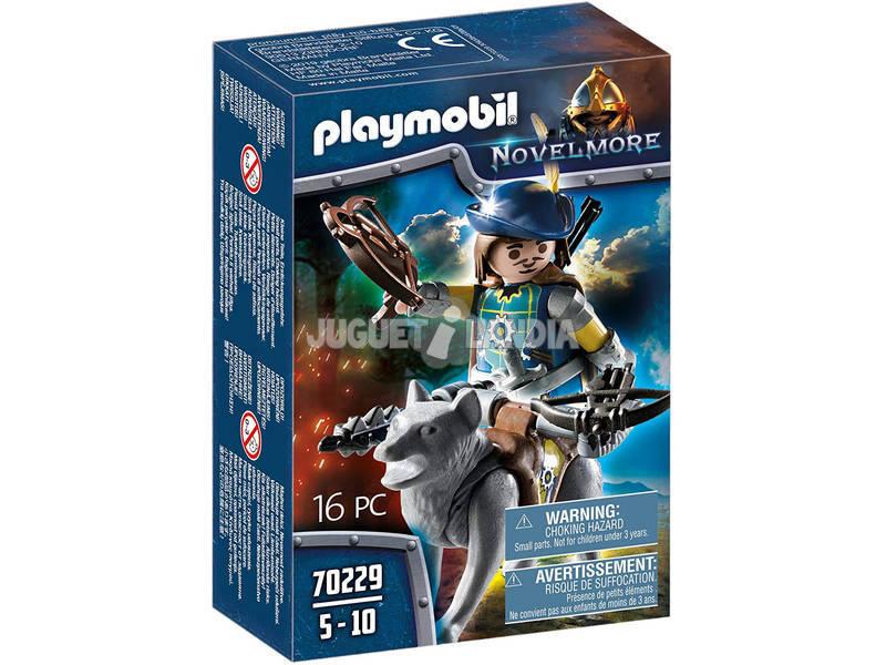 Playmobil Novelmore Arbalétrier avec Loup Playmobil 70229