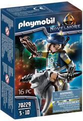 Playmobil Novelmore Balestriere con Lupo Playmobil 70229