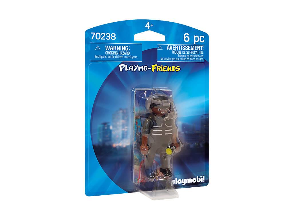 Playmobil Agent des Forces Spéciales playmobil 70238