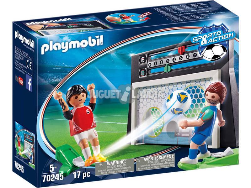 Playmobil Juego de Puntería con Marcador 70245