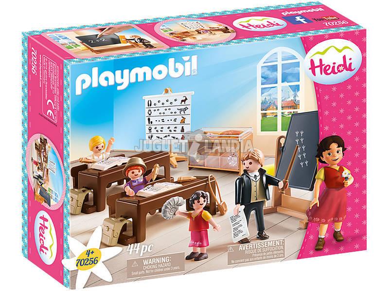 Playmobil Heidi Clase en Dörfi Playmobil 70256