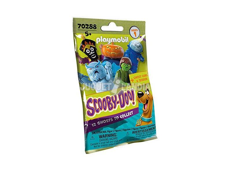 Playmobil Scooby-Doo Figuras Misterio Serie 1 70288
