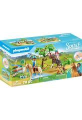 Playmobil Spirit Desafío no Rio 70330