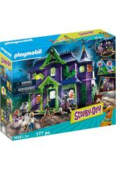 Playmobil Scooby-Doo Aventura na Mansão Misteriosa 70361