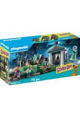 Playmobil Scooby-Doo Aventura en el Cementerio 70362