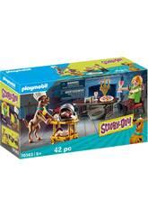 Playmobil Scooby-Doo Cena con Shaggy 70363