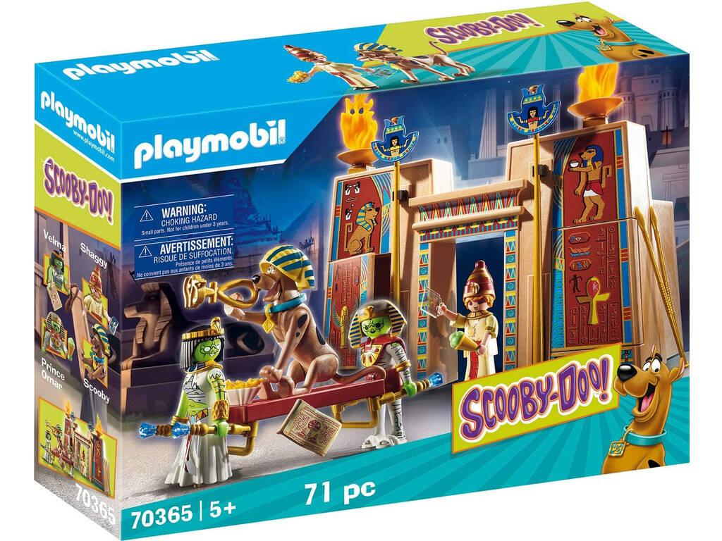 Playmobil Scooby-Doo Aventura en Egipto 70365