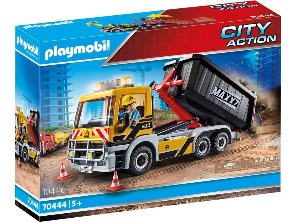 Playmobil Véhicule de Chantier 70444