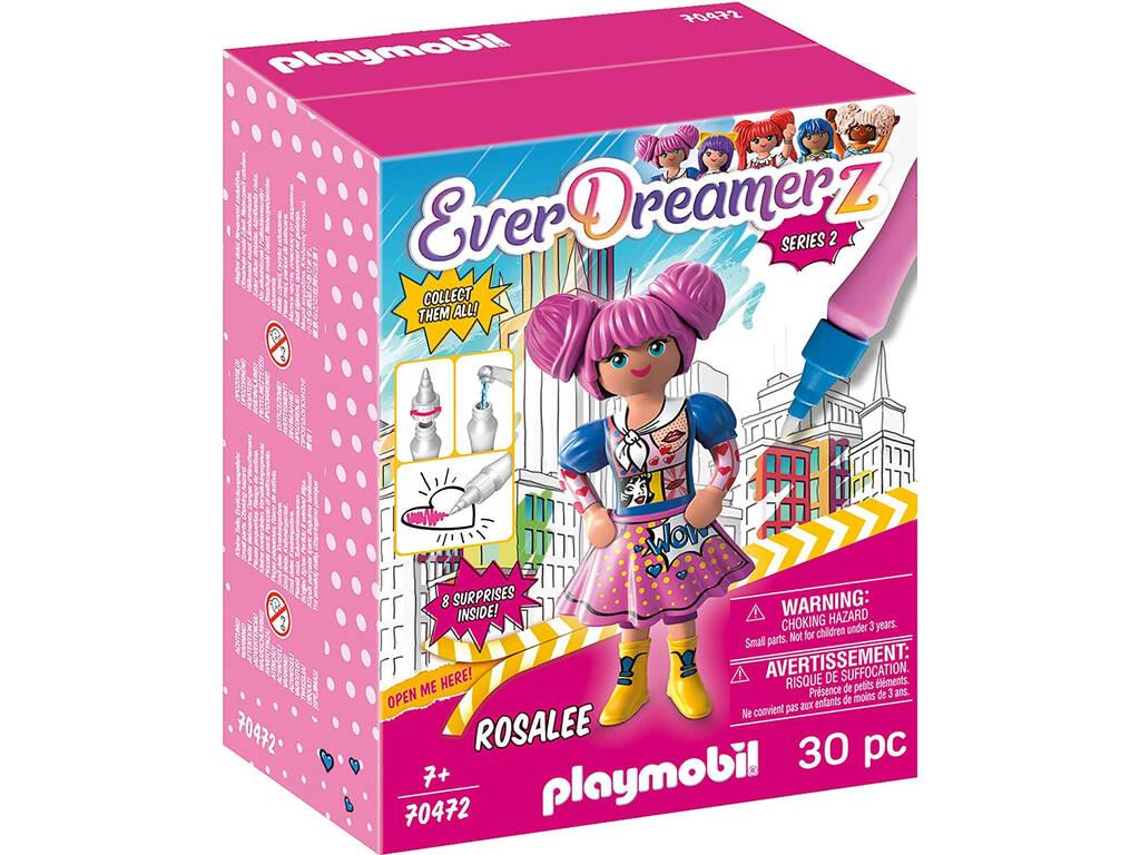 Playmobil EverDreamerz Series 2 Rosalee 70472