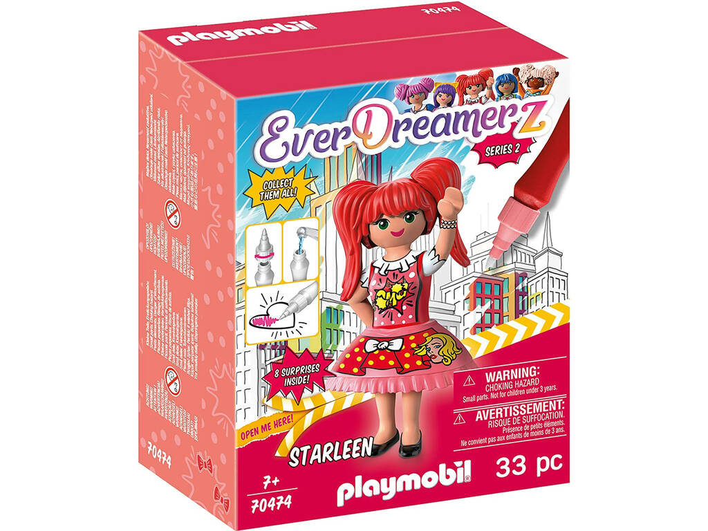 Playmobil EverDreamerz Series 2 Starleen 70474