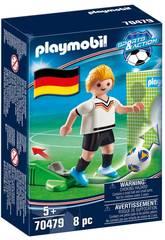 Playmobil Joueur de Football Allemagne 70479