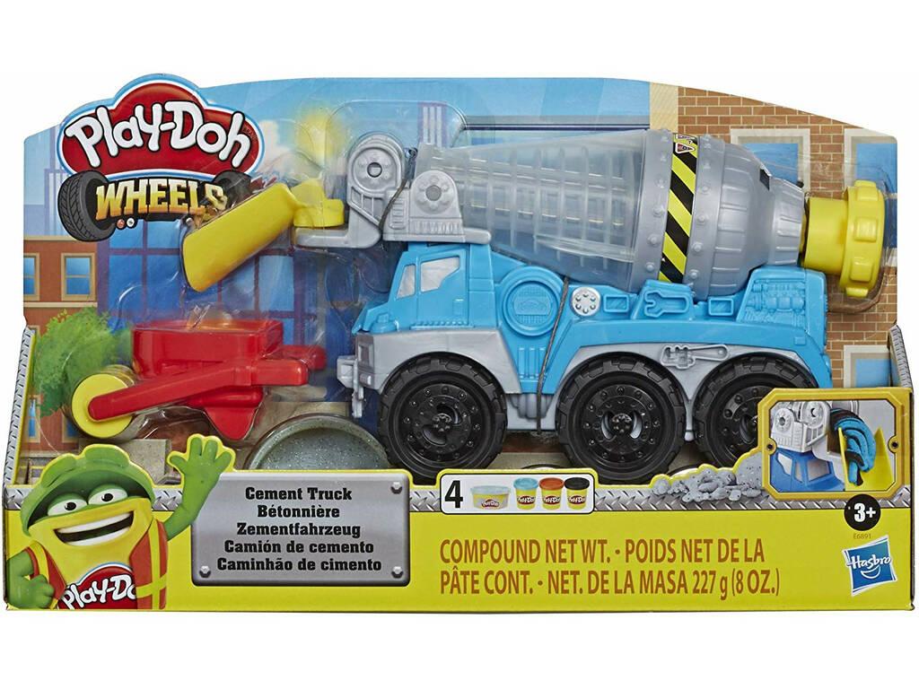Playdoh Camion de Ciment Hasbro E6891