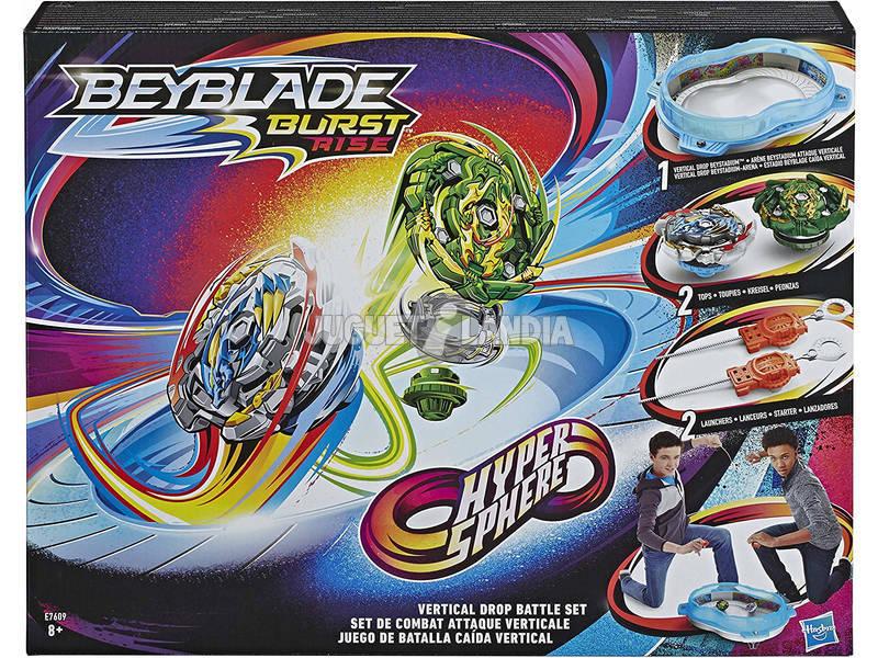 Beyblade Stade Hypersphere Chute Verticale Hasbro E7609