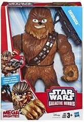 Star Wars Figura Mega Mighties Chewbacca Hasbro E5104