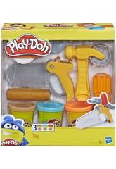 Playdoh Kit de Ferramentas Tooling Around Set Hasbro E3565